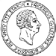 波恩大学 logo