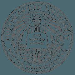 东北大学 logo