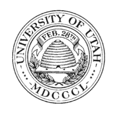 犹他大学 logo