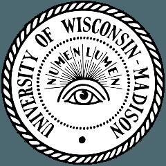 威斯康星大学麦迪逊分校 logo
